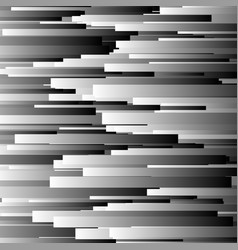Abstract background with glitch effect vector