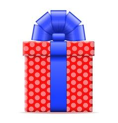 gift box 02 vector image