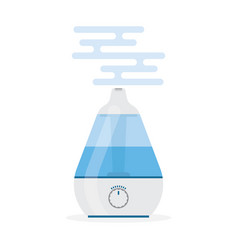 humidifier for room vector image vector image
