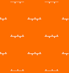 timeline infographic pattern seamless vector image vector image