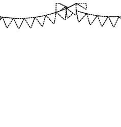 festoon vector image