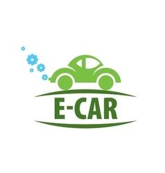Logo car vector