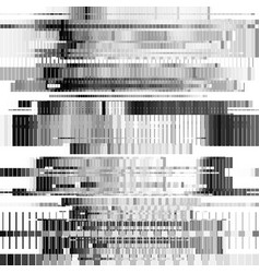 Glitch abstract background vector