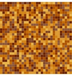 Mosaic tiles texture background vector