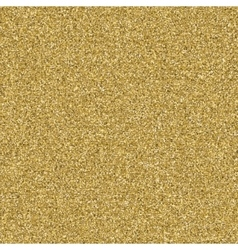 Gold sparkly glitter background EPS 10 vector image vector image