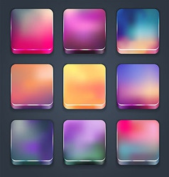 Texture icon vector image vector image