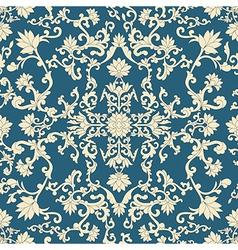 Seamless pattern oriental vector