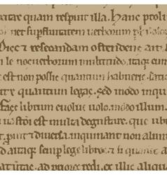 Seamless based on old manuscript eps 8 vector