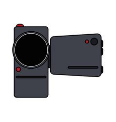 video cameraicon image vector image
