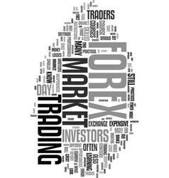 Would you like to forex or daytrade text word vector