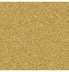 Golden glitter texture background eps 10 vector