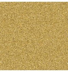 Gold glitter texture EPS 10 vector image
