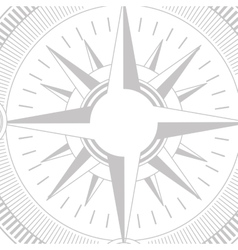 Compass rose background vector