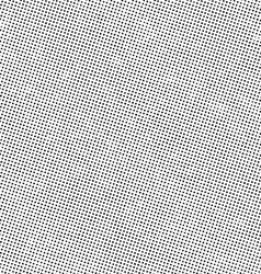 Grunge halftone print pattern background vector