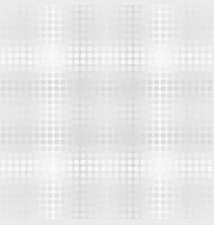 Polka dot pattern seamless glowing background vector