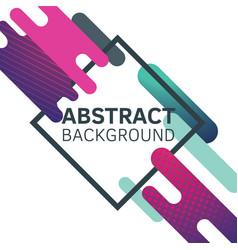 Modern diagonal abstract background design vector