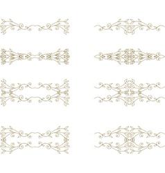 Branch element vector