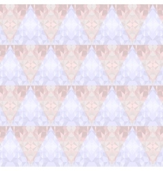 Abstract low poly triangular pattern vector