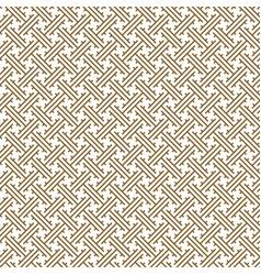 Oriental geometric traditional seamless vector