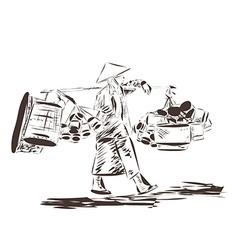 doodleoriginaldoodle vector image