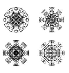 elements5 vector image vector image