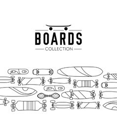 On the theme of skateboard and vector