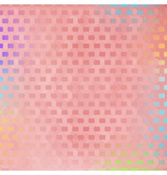 abstract background - Cool pink cell structure vector image