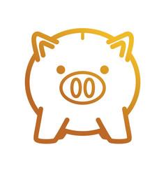 Piggybank vector