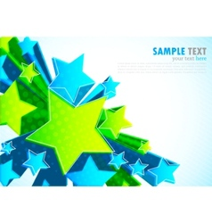 background with star vector image