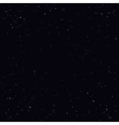 Stars in Outer Space vector image
