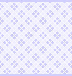 Violet rounded diamond pattern seamless vector