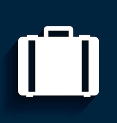Portfolio icon design vector