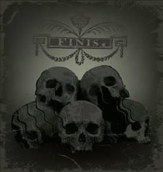 grunge skulls vector image vector image