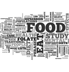 Believe it you are what you eat text word cloud vector