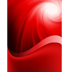 Abstract burst card template eps 8 vector