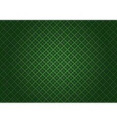 Green Checkered Texture vector image