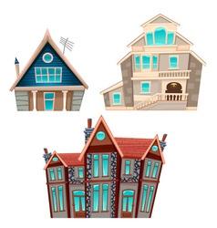 Houses2 vector