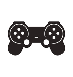 Videogame control game design vector