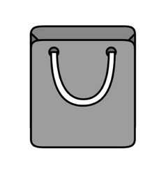 Shopping purchase bag vector