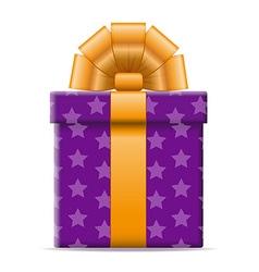 Gift box 07 vector
