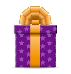 gift box 07 vector image