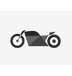 Motorcycle bike vector