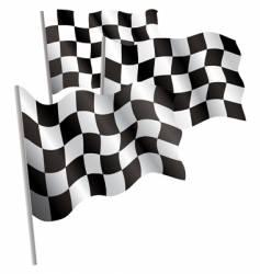 racing sport vector image
