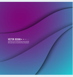 abstract creative concept vector image