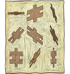 Puzzle - vector