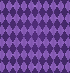 Seamless harlequin pattern-purple vector