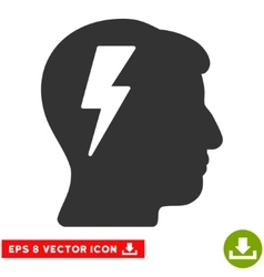 Brainstorming eps icon vector