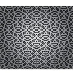 Repeating elements background vector image