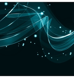 Abstract creative dynamic element vector