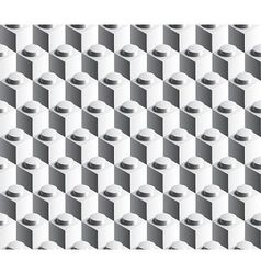 Construction block pattern vector image vector image